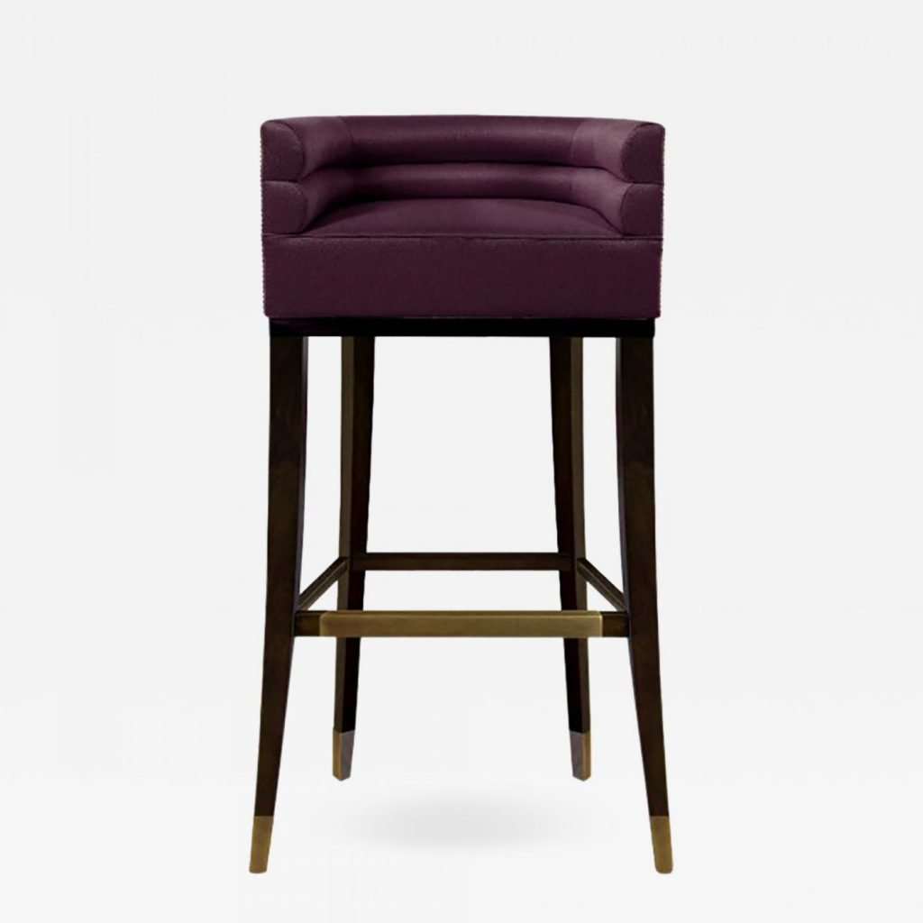Wondrous Barstools Counter Carlyle Collective Bralicious Painted Fabric Chair Ideas Braliciousco