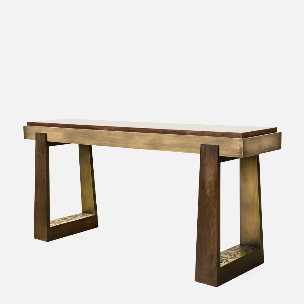 Superb Bridge Console Carlyle Collective Ncnpc Chair Design For Home Ncnpcorg